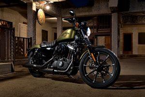 ยอดขาย Harley ตกลง 8% ทั่วโลก