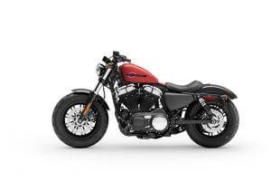 วันนี้เรามาพบกับ Harley Davidson Sportster Forty Eigth 2019