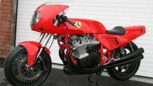 Ferrariเคยสร้าง