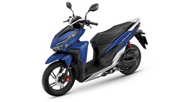 New Honda Click150i