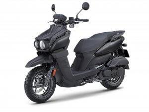 New Yamaha BWS 125