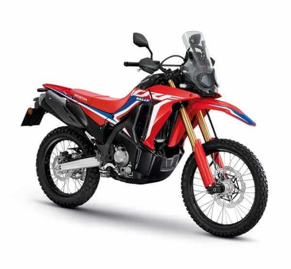 Honda CRF300RALLY