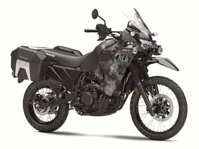 Kawasaki KLR650 (มีคลิป)