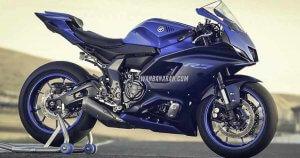 All New Yamaha YZF-R7