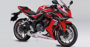 All New Honda CBR400RR